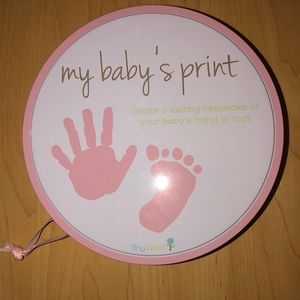 Other - FREE with $15 purchase My baby's handprint kit